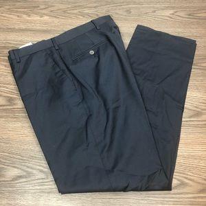 Paul Smith Blue & Navy Check Dress Pants 36x31